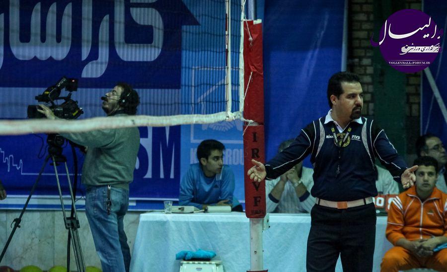 گزارش تصویری دیدار متین ورامین - شهرداری تبریز/ برتری قاطعانه متین برابر نماینده تبریز!