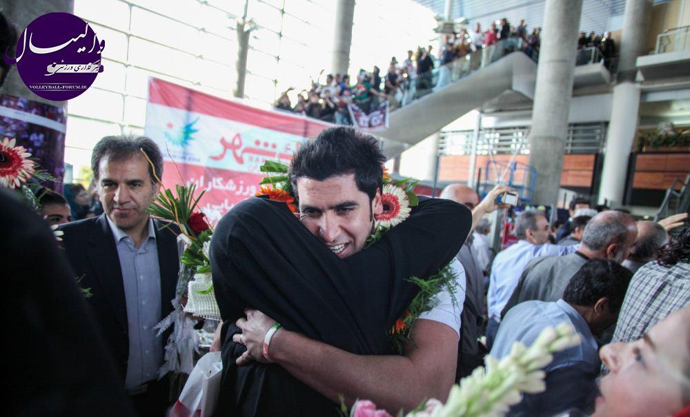گفت و گو با مرد شماره 1 تیم ملی والیبال /محمودی : آقای وزیر! وعدههایتان فراموش نشود، همچنان منتظریم
