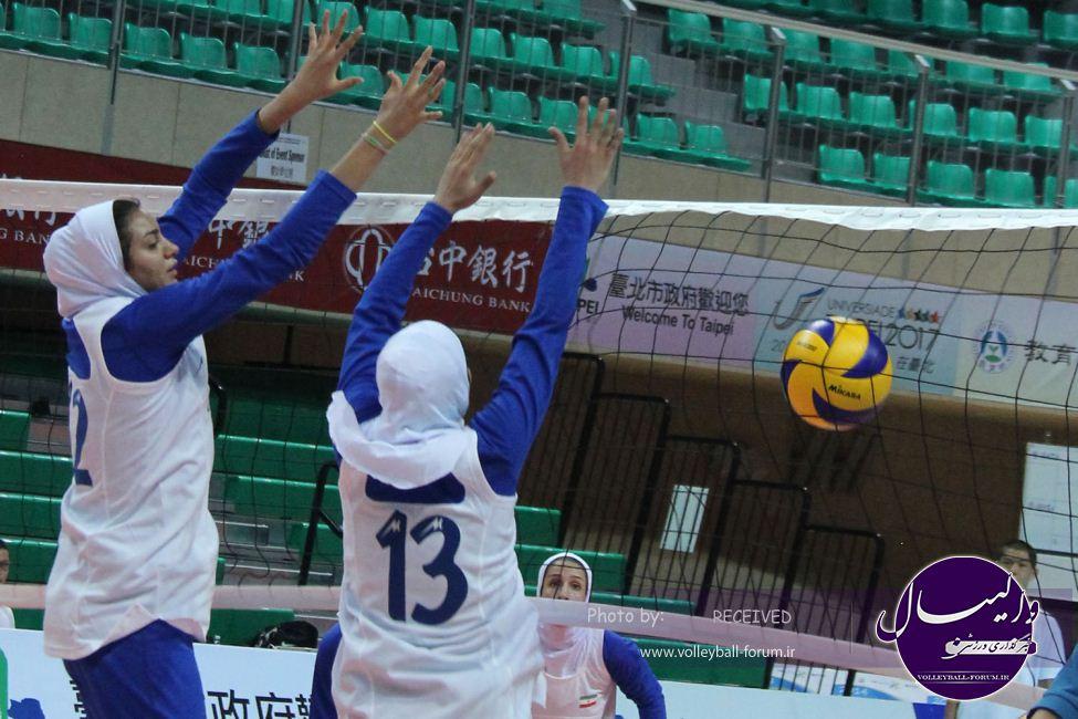برنامه دور مقدماتی مسابقات قهرمانی والیبال جوانان دختر آسیا 2014