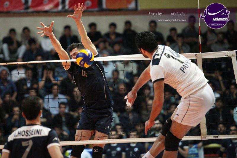 نیمه نهایی لیگ برتر والیبال / شاگردان بناکار در تهران به دنبال شگفتی