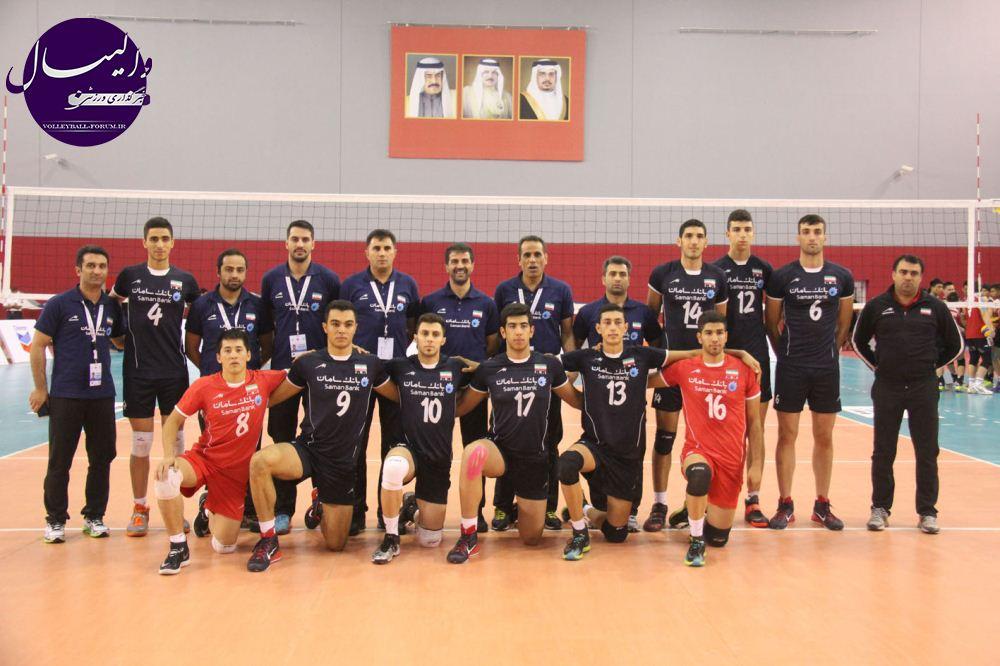 نتیجه زنده دیدار ایران vs قطر / رقابت های جوانان آسیا 2014