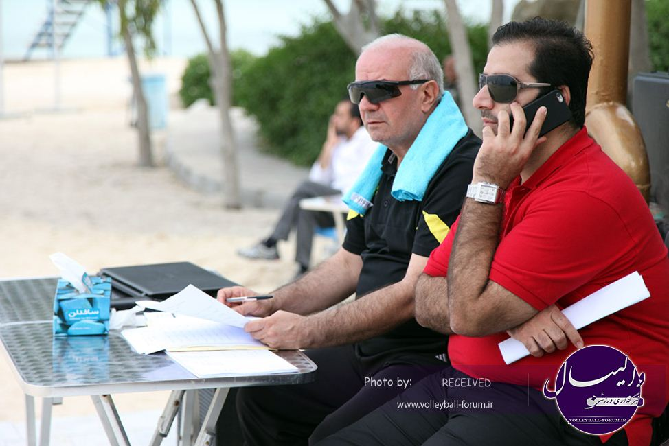 حمید موحدی : از نتایج دور مقدماتی راضی هستیم