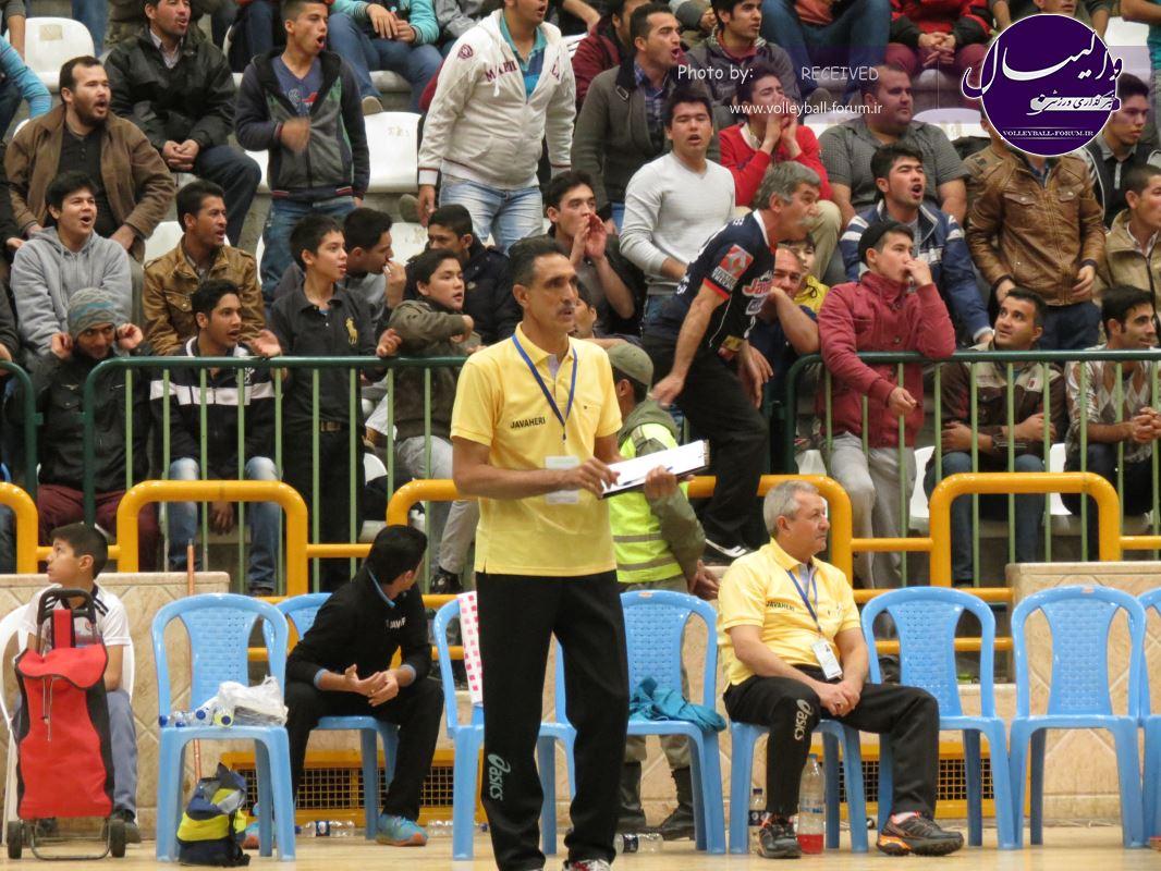 سرمربی تیم والیبال جواهری گنبد:  بازی سختی مقابل شهرداری ارومیه داریم