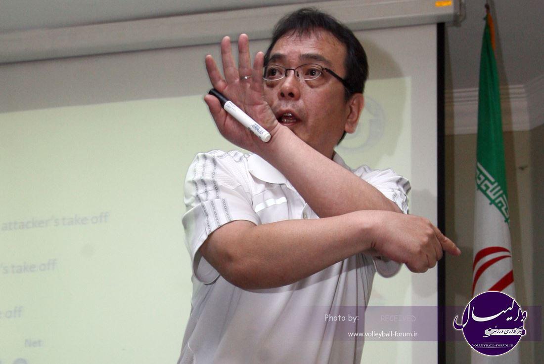 مدرس فدراسیون جهانی والیبال تاتسو آداچی در گذشت