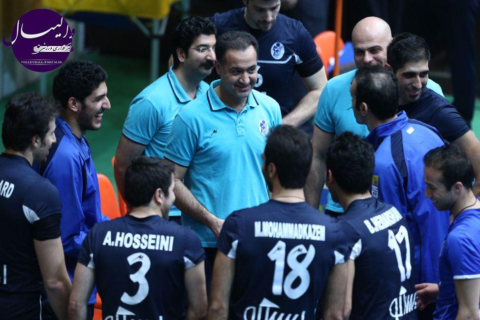 هشدار سرپرست باشگاه پیکان: والیبال به شرایط فوتبال دچار نشود
