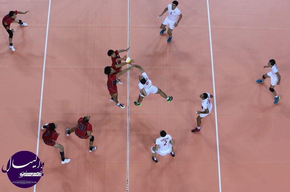 قوانین والیبال تغییر کرد؛ از افزایش بازیکنان تا کاهش وقت فنی و محدودیتهای حمله !