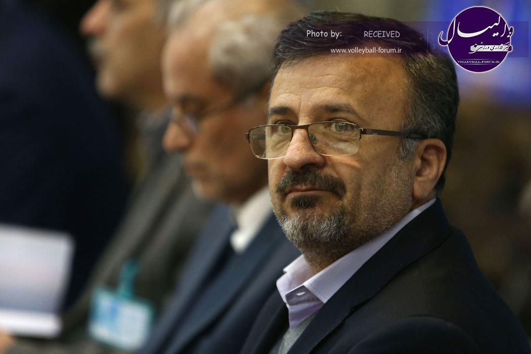 داورزنی : ایران، روسیه و لهستان نامزد های میزبانی مرحله نهایی لیگ جهانی هستند