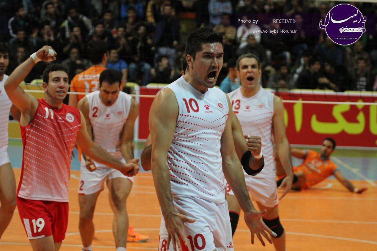 میکائیل تاجر : ارومیه پایتخت والیبال ایران است