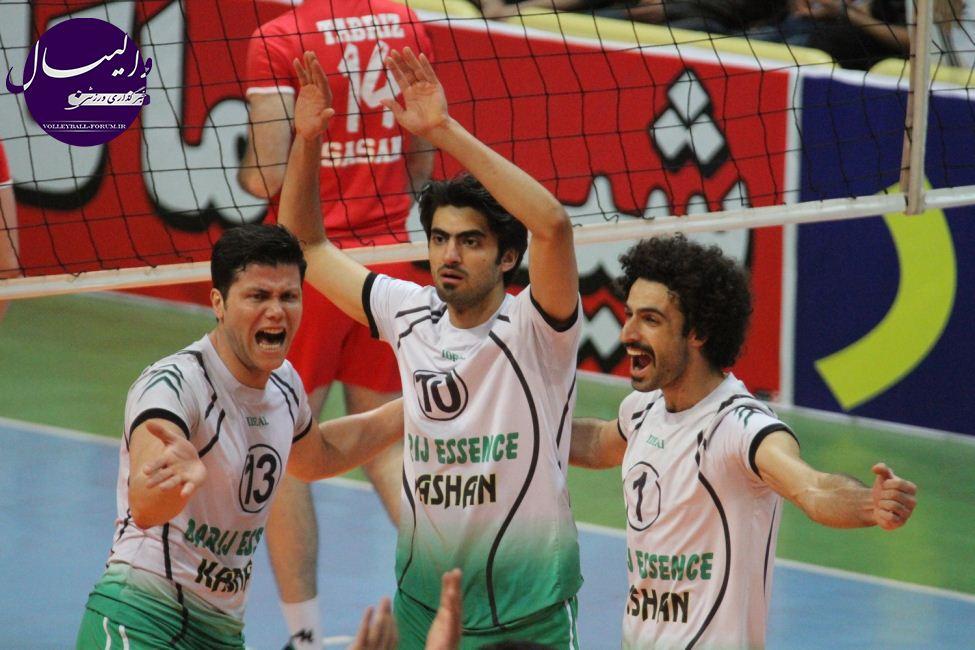 امیر غفور: به قرعه سختی خوردهایم / کلاس والیبال امریکا بالاتر از ایران است!