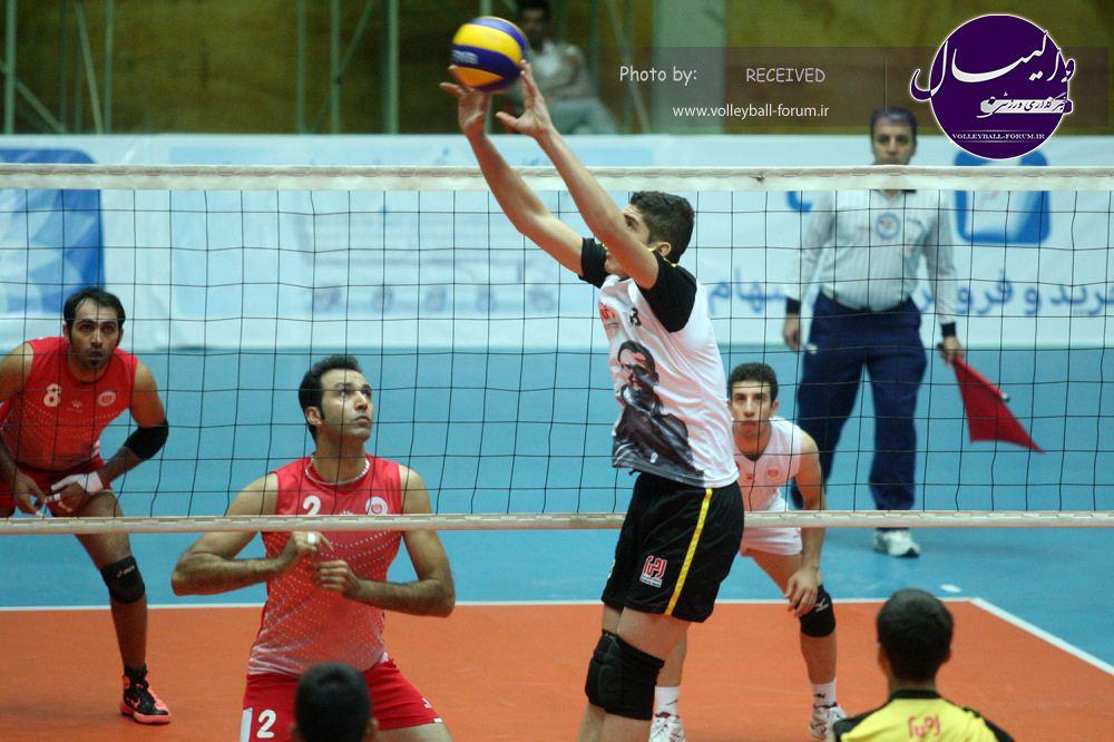 برنامه دیدار های هفته چهارم لیگ برتر والیبال/ دیدار های حساس مدعیان در زاهدان و تهران