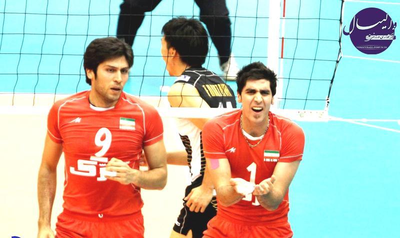 شهرام محمودی ، باارزش ترین بازیکن رقابت های آسیا:قهرمانی در هر جام شیرین است !