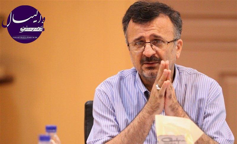 داورزنی: والیبال ایران به الگویی در جهان تبدیل شده است !