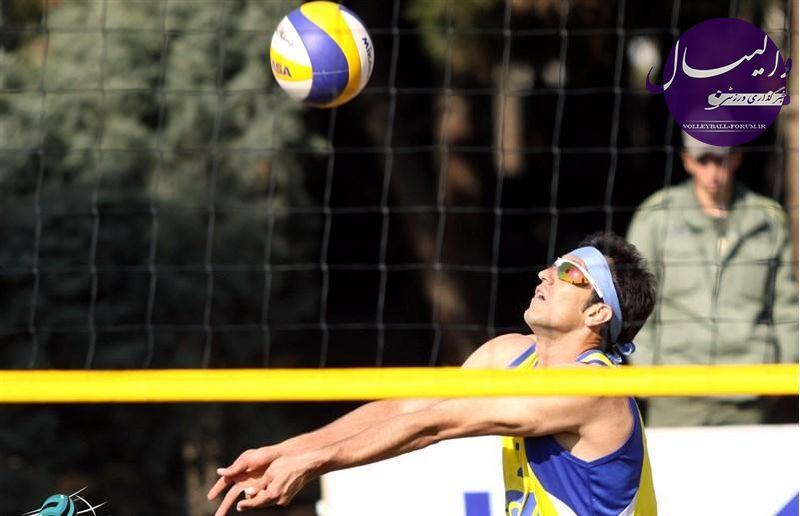 نتایج لیگ برتر والیبال ساحلی 92 / شهرداری ارومیه قهرمان والیبال ساحلی کشور شد !