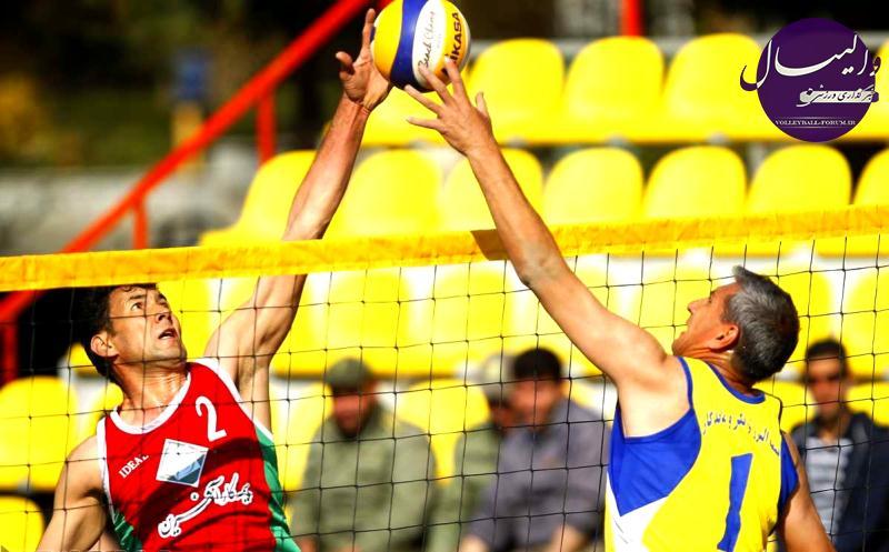 چهار پیروزی متوالی برای نمایندگان ساحلی ایران در جام آسیا 2014