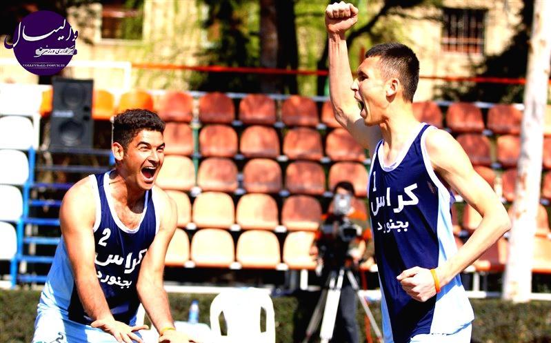 تیم ملی والیبال ساحلی ایران قهرمان تور والیبال ساحلی آسیا – اقیانوسیه شد !