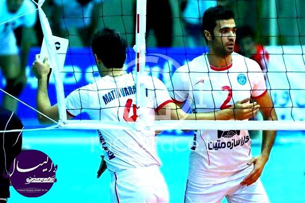 مصطفی شریفات ، بازیکن متین ورامین : پیش بینی نتیجه 3 بر صفر را نمیکردیم !