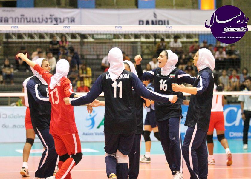سیما صدیقی، سرمربی والیبال بانوان متین : با وجود شکست،از بازیکنانم راضی ام !