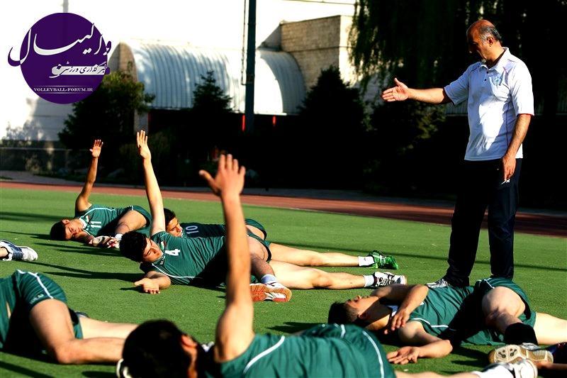 وکیلی،سرمربی تیم ملی نوجوانان : شناخت خوبی نسبت به بازیکنان پیدا کردیم .
