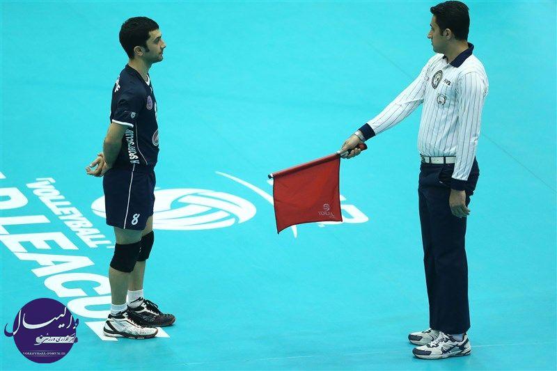 لیبروی سابق تیم ملی والیبال ، فرهاد ظریف : نمیتوانم در اردوی تیم ملی والیبال شرکت کنم !