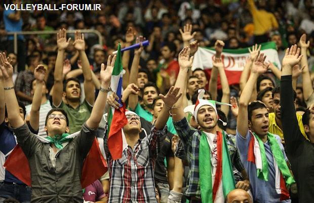 ستارگان ایران در کهکشان لیگ جهانی والیبال !