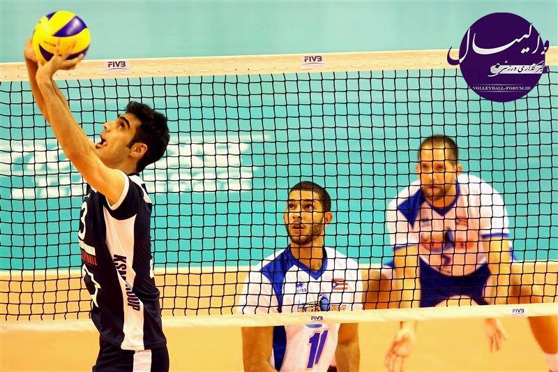 گزارش تصویری مسابقات متین ورامین در قهرمانی باشگاه های جهان 2014