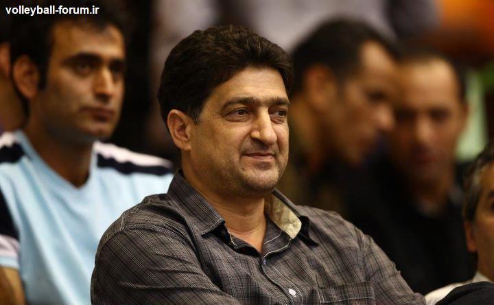 محمد رضا دامغانی : عیار ایران در لیگ جهانی مشخص میشود !