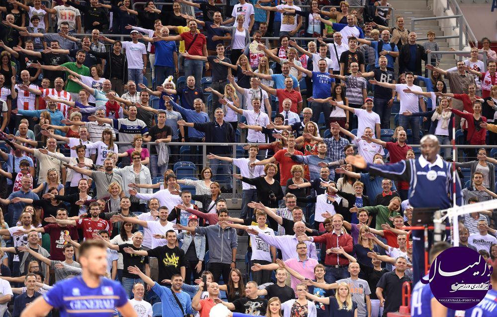 والیبال قهرمانی جهان / جشنی به نام والیبال یا؛ وقتی همه داور می شوند !