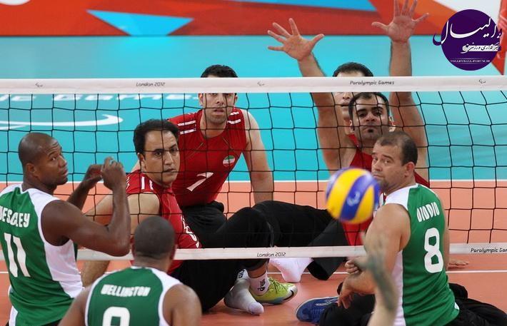 رقابتهای والیبال نشسته قهرمانی جهان– لهستان /ایران به برزیل باخت و از صعود به فینال باز ماند