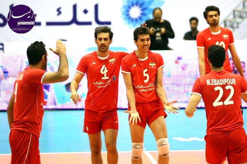 گزارش تصویری از دومین مسابقه دوستانه ایران - استرالیا در تهران