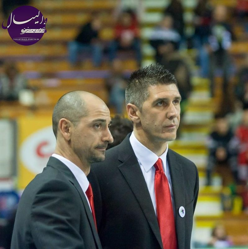 گزارش FIVB سایت فدراسیون جهانی والیبال از حضور کواچ در تیم ملی ایران