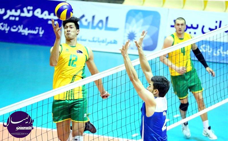 پیروزی تیم ملی