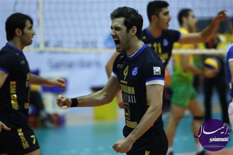 علی فرخی ،رییس کمیته انضباطی والیبال : با معروفها قاطعانه برخورد میکنیم !