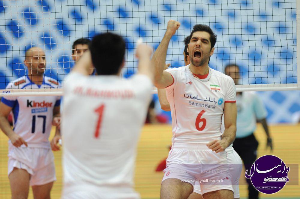 محمد موسوی: ایرانی کم نمی آورد/ نشنیده ام رئیس جمهور حرفی از والیبال بزند!