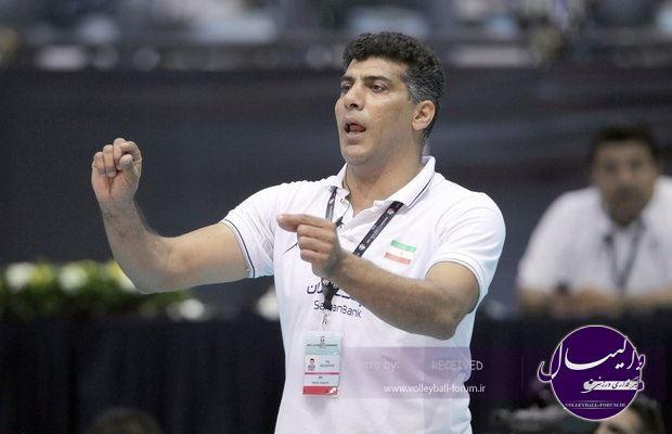 سرمربی سابق تیم ملی نوجوانان : آییننامه آکادمی های والیبال قابلیت اجرایی ندارد