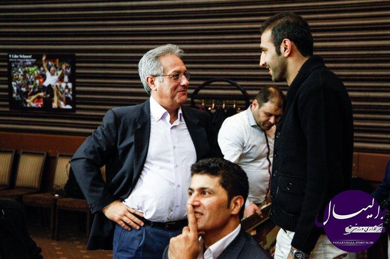 رئیس فدراسیون والیبال آرژانتین: بدون همکاری فدراسیون ایران، امکان بازگشت ولاسکو وجود نداشت