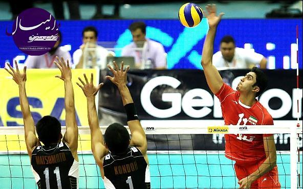 برنامه کامل مسابقات والیبال قهرمانی جوانان آسیا