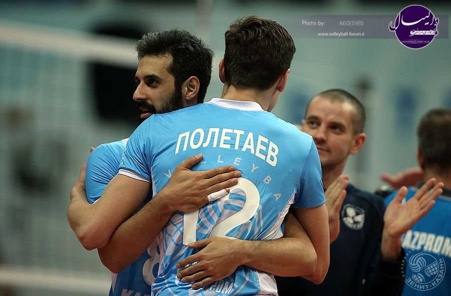 سوپر لیگ والیبال روسیه/ زنیت به مصاف ساموتلور میرود