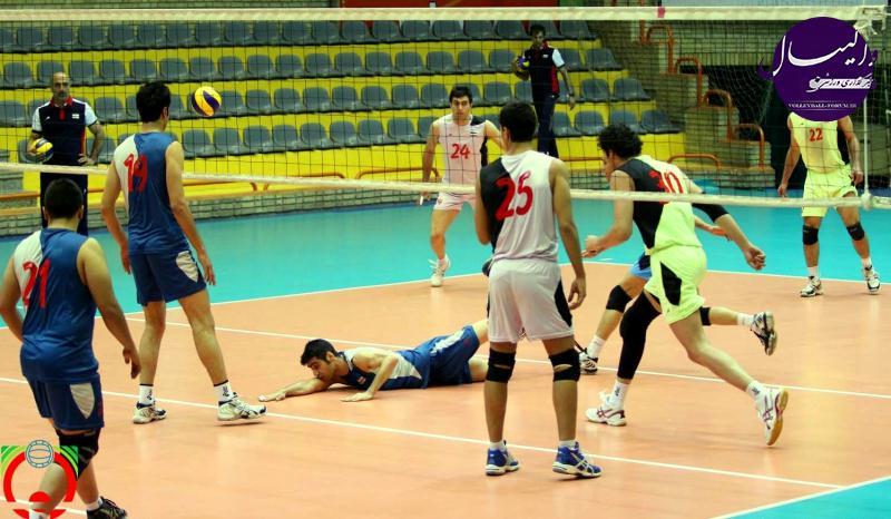 آغاز اردوی آماده سازی تیم ملی نوجوانان برای مسابقات آسیایی
