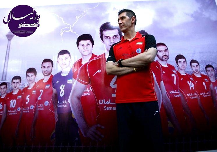 گزارش تصویری از اولین نشست خبری کواچ به عنوان سرمربی تیم ملی والیبال ایران