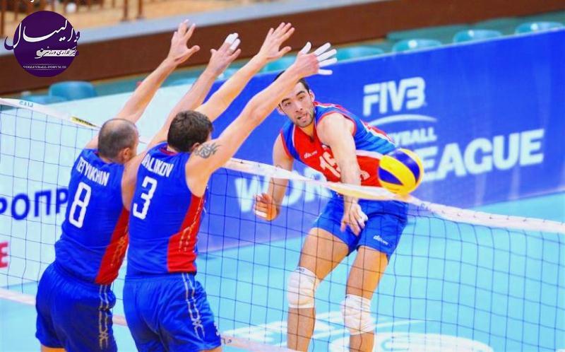 برنامه کامل مسابقات لیگ جهانی والیبال 2014 در گروه A و B
