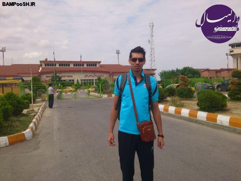 مصاحبه اختصاصی با فرهاد قائمی/فرهاد قائمی : امسال به دانشگاه می روم !
