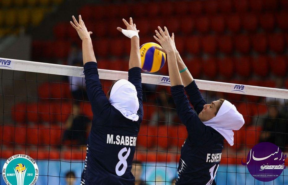 تیم ملی والیبال بانوان پنج شنبه به تهران بازخواهد گشت