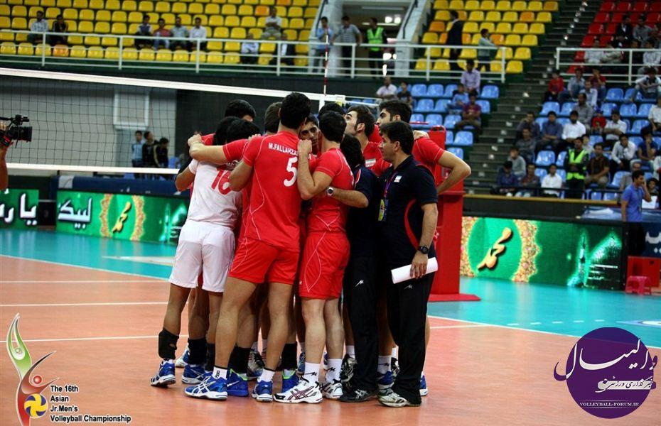 تیم ملی والیبال جوانان راهی ترکیه شد