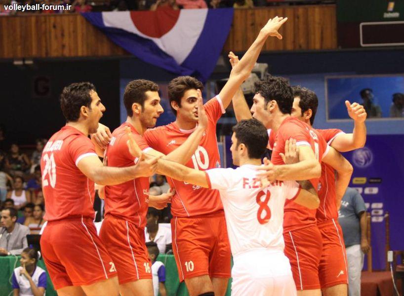 میکس زون دیدار دوم تیم ملی والیبال ایران و کوبا !