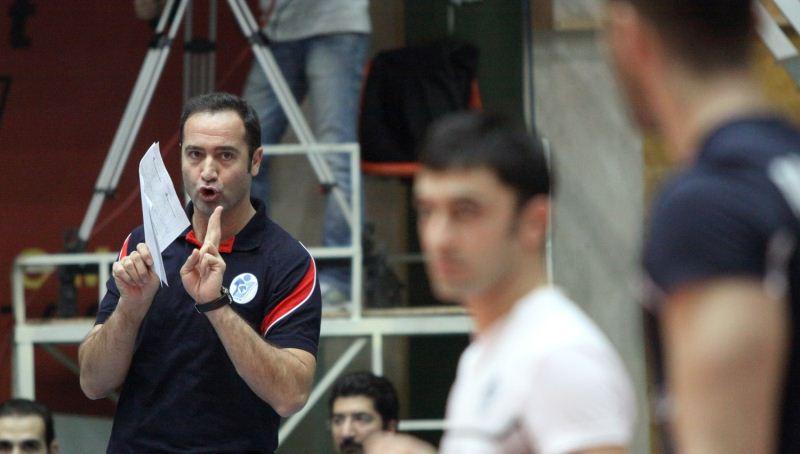 مصاحبه پیمان اکبری پس از انتصابش در تیم ملی :کار سختی در مسابقات جهانی زیر 23 سال داریم!