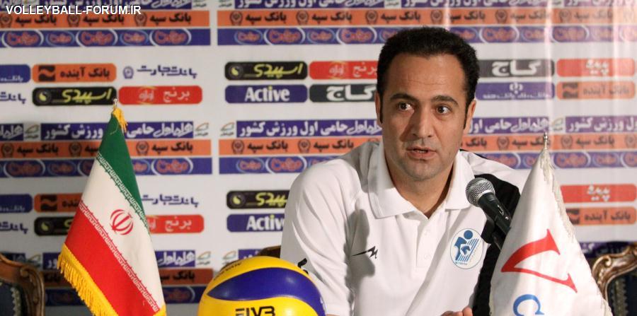 پیمان اکبری: حق ما بازی برای سومی نبود!