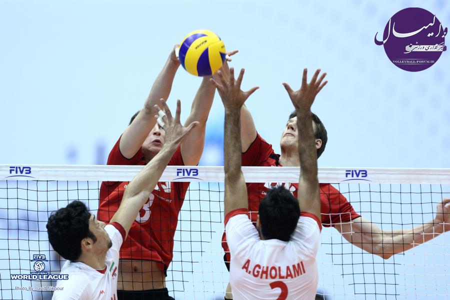 تیم ملی والیبال جهت انجام دیدار تدارکاتی با روسیه، بامداد دوشنبه راهی مسکو می شود !