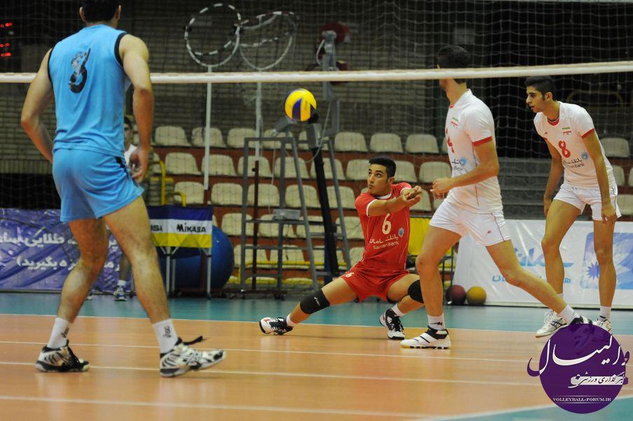 رقابت های والیبال جوانان جهان 2013/اعزام مدعیان جوانان جهان به ترکیه !