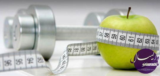 تمرینات بدنسازی در والیبال/اصول علمی تمرین با وزنه !