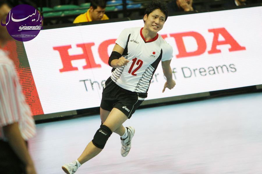 رقابت های والیبال زیر 21 سال جهان/جوانان والیبال ژاپن را بیشتر بشناسیم !